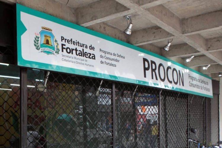 Procon_Fortaleza_RECLAMACOES