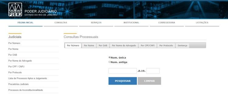 Processo Civil RJ