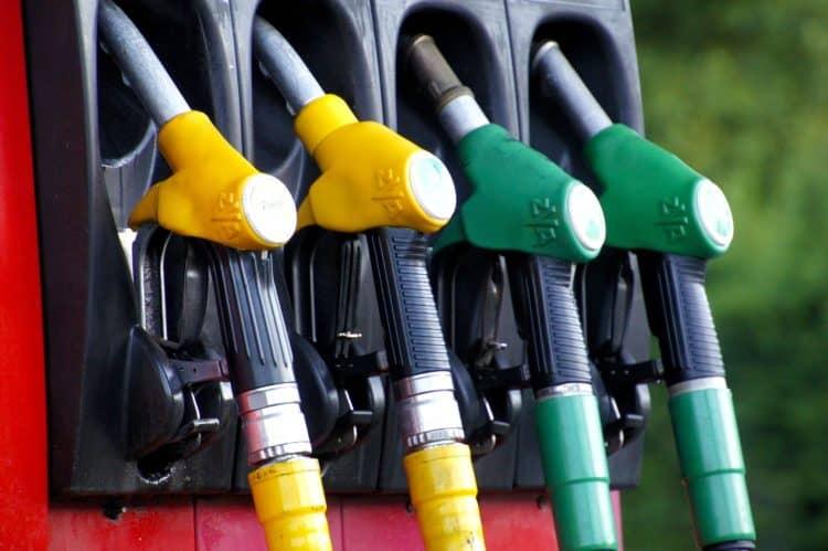Aumento da Gasolina Anual
