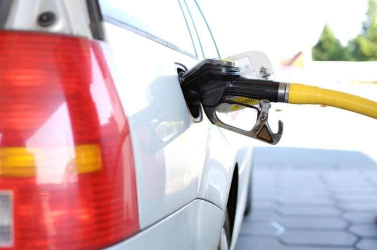 Histórico de Aumento da Gasolina